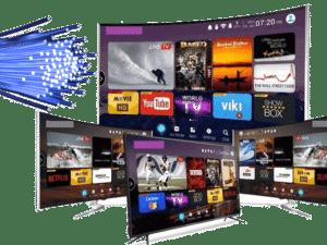 2000Mbit Internet és TV