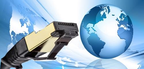 Internet nyitva a világra